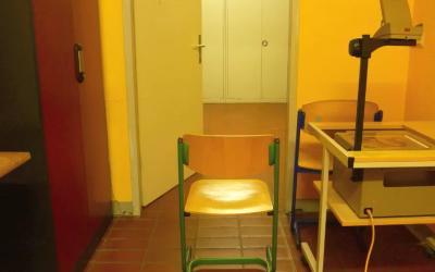 Trickfilme: Der laufende Stuhl