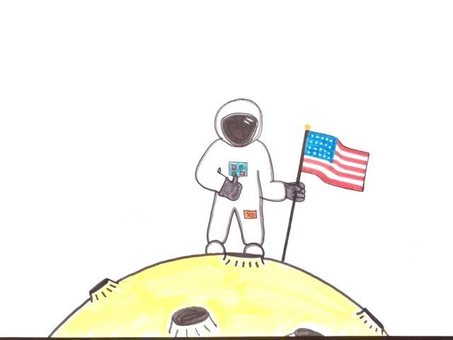 Weltraum: Begegnung im All