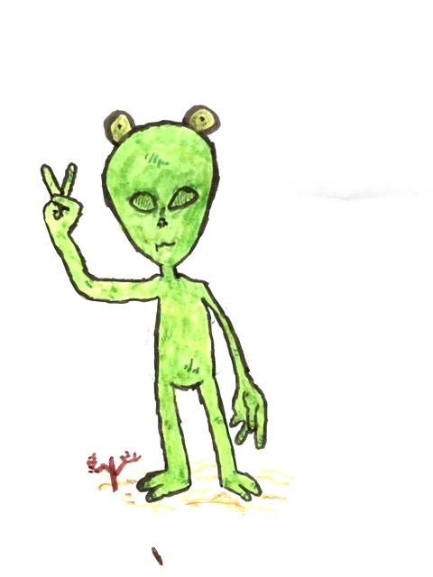 Weltraum: Die Marsmenschen – Entscheide mit!