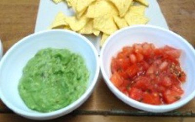 Rezepte: Guacamole und Salza