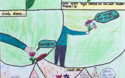Comics: Die Tulpe