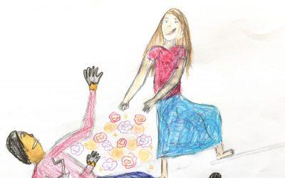 Superheldinnen: Blumen auf Hawaii