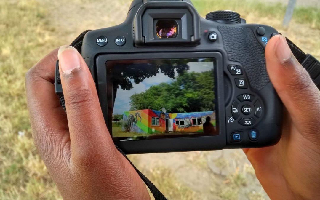 Freizeit-Projekt: Filme deinen Alltag