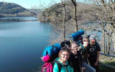 Herausforderung: Drei Wochen durch die Eifel