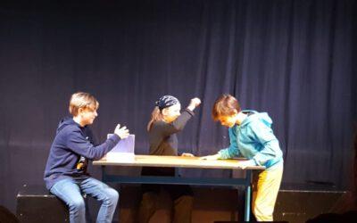 Theaterprojekt: Mal jemand anders  sein