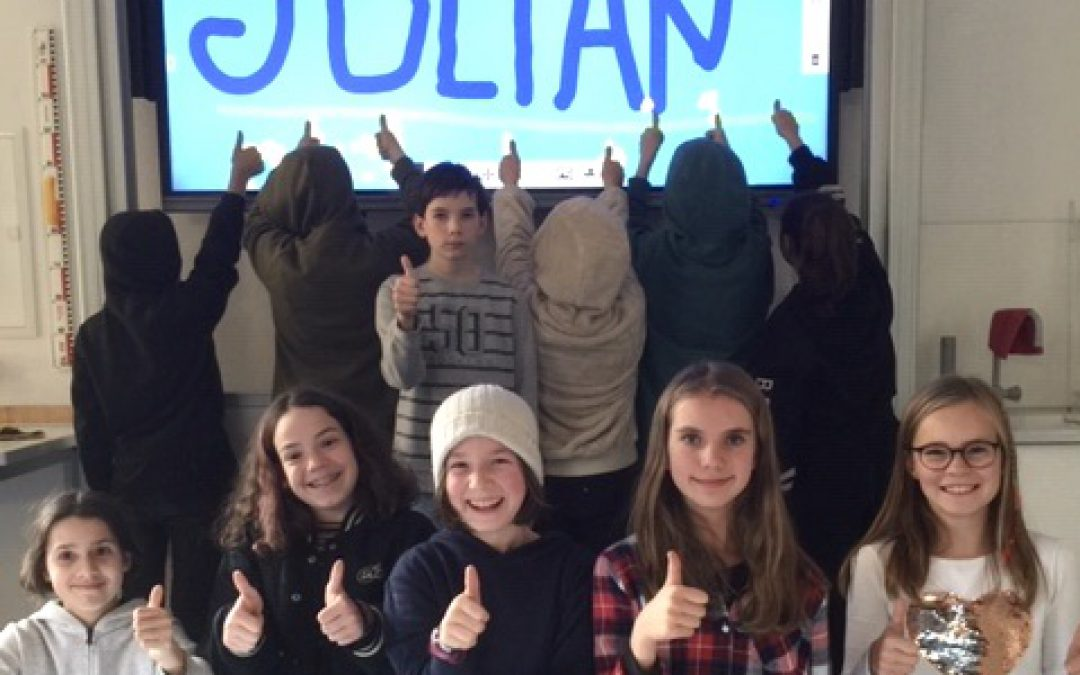 Danke, Julian!