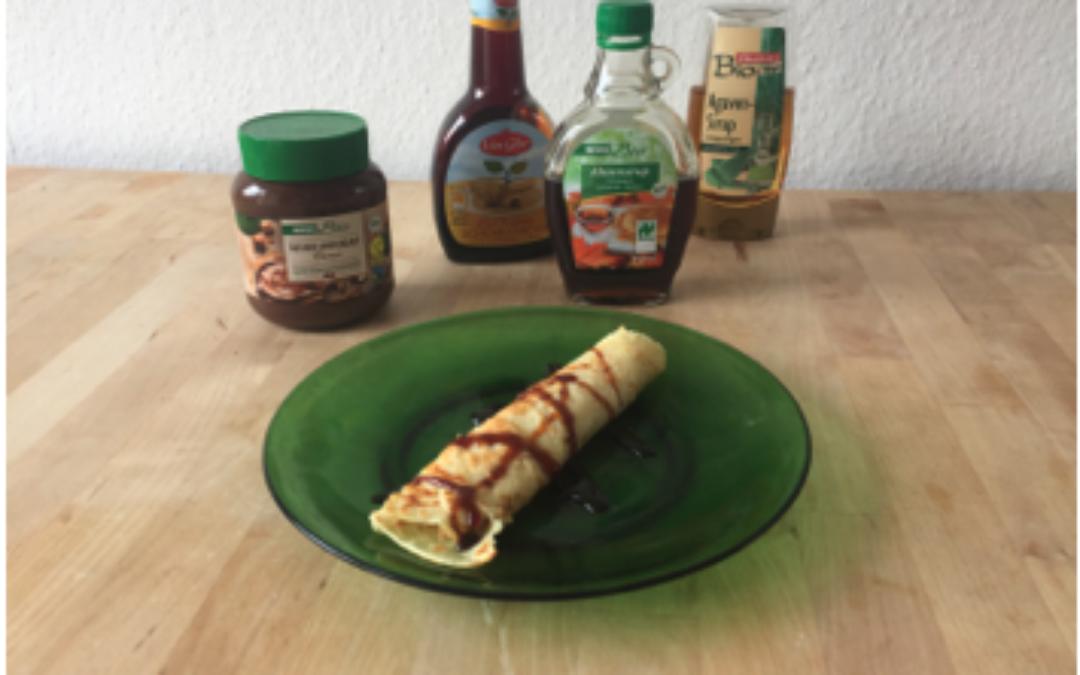 Rezepte: Pfannkuchen, herzhaft und süß