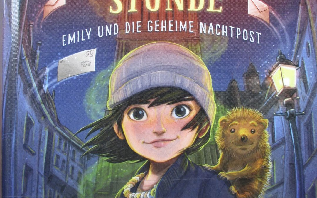 """Buchvorstellungen: """"Mitternachtsstunde. Emily und die geheime Nachtpost"""""""