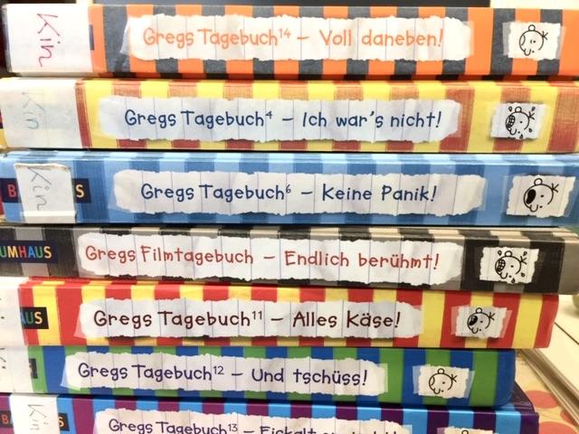 """Buchvorstellung: """"Gregs Tagebuch"""""""